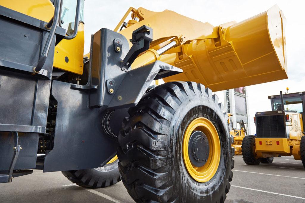 clean front loader